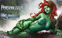 Poison Ivy Artwork – Mega Pack